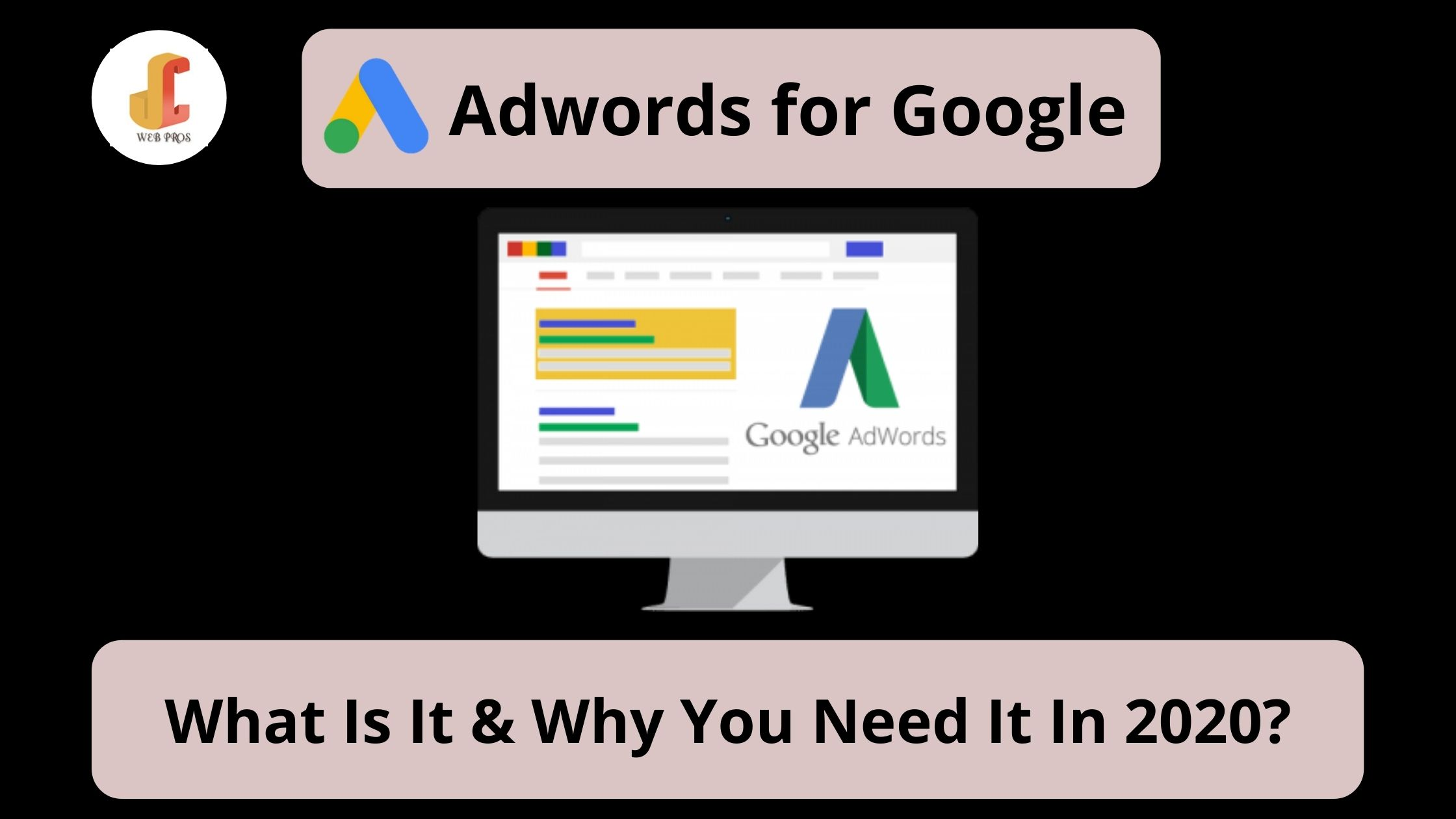 Adwords for Google – What Is It and Why You Need It?